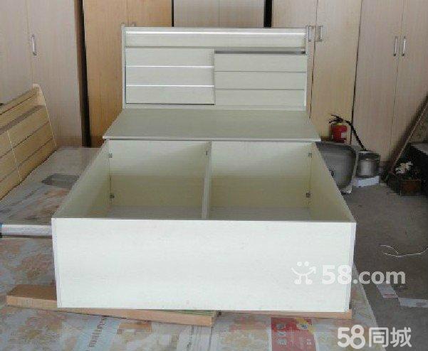 木箱床安装步骤