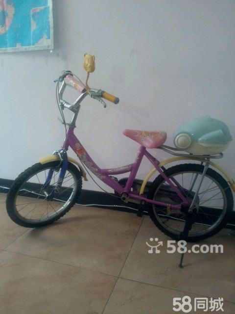 【图】95成新4-10岁儿童自行车
