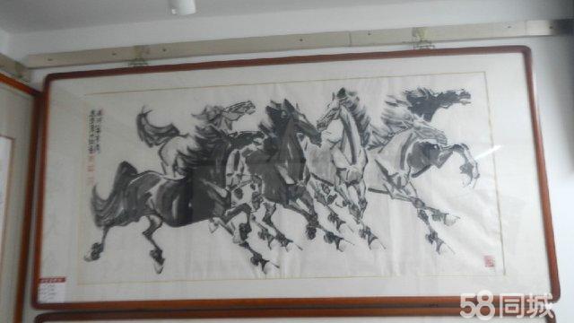 【图】专业字画装裱,国画十字绣油画配框