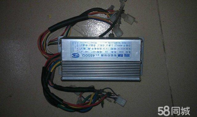 电动车电机 控制器48V,电瓶60V,电路怎么改