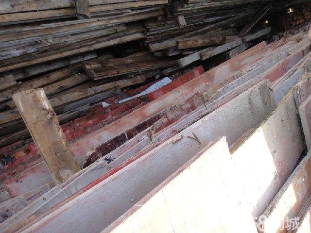 【图】二手工地木方建筑模板回收并出售
