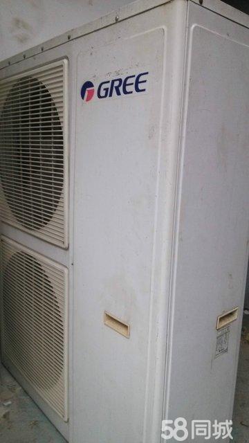 【图】7成新格力5匹柜式空调转让 - 宝安西乡二