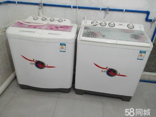 自有海鸥洗衣机3台,购于14年4月,2台9.2kg(一台用过几次,一台全新),一台9.5kg也用过几次,全都在保修期间。宝贝都无任何质量问题,只因买了用不上了,故现在优惠转让,支持货物自提,价格可再协商