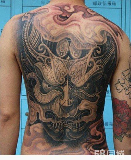 【图】刺龙纹身工作室