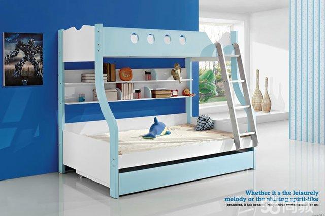 【图】儿童双层床 儿童床