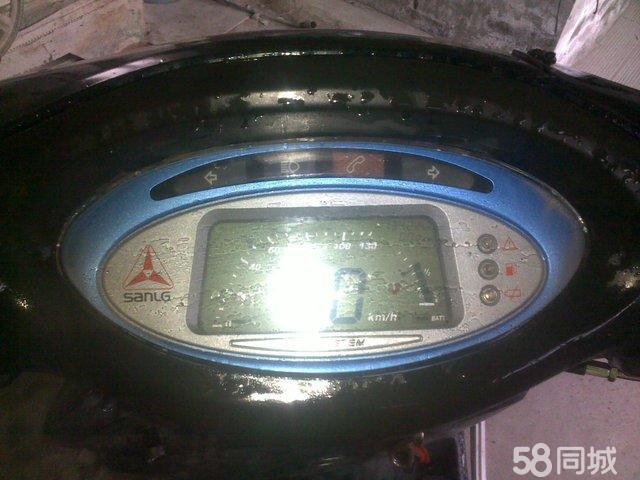 三菱125 踏板 摩托车 开鲁二手 摩托车高清图片