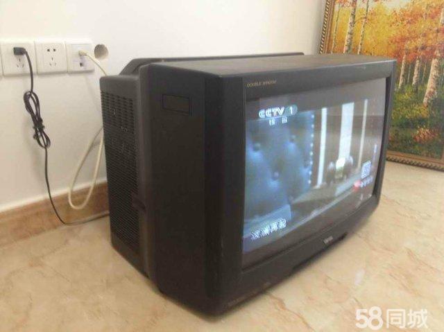 28寸彩色电视机