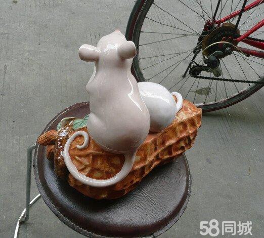 艺品十二生肖老鼠吉祥物