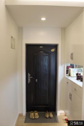 现代风格进门玄关装修设计效果图大全