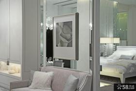 客厅隔断卧室设计图