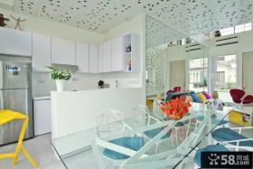 菲律宾联排别墅厨房装修效果图大全2012图片