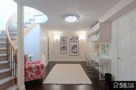 客厅走廊吊顶效果图