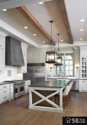2015室内设计厨房橱柜效果图