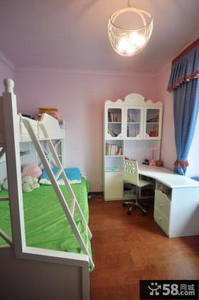 9平米家居儿童房间装修布置图片