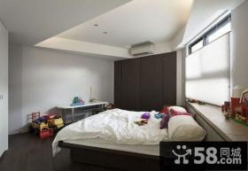 小户型卧室装修效果图大全2012图片 卧室吊顶装修效果图