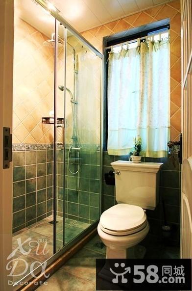 2平米卫生间装修效果图大全图片