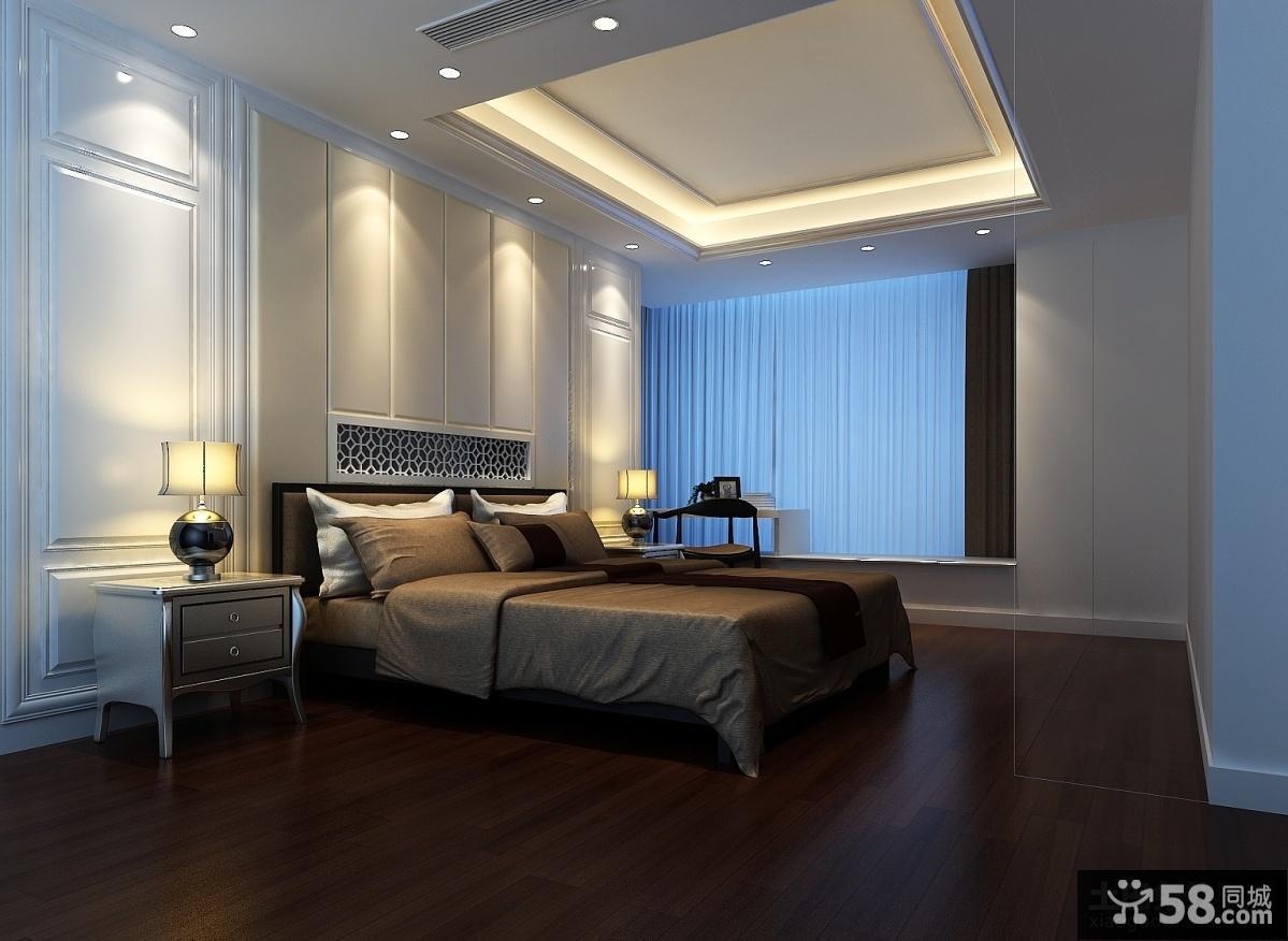 现代简欧卧室