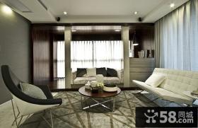 90平米小户型客厅装修效果图大全2014图片