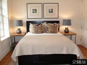 优质欧式简约小户型卧室装修效果图