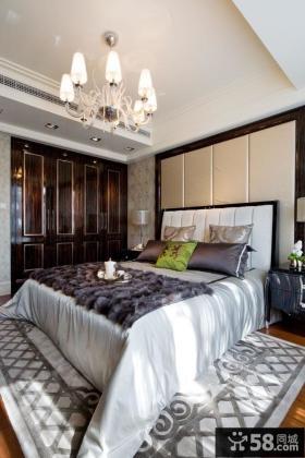 现代奢华别墅家居装饰效果图