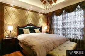 美欧风格卧室设计图片大全