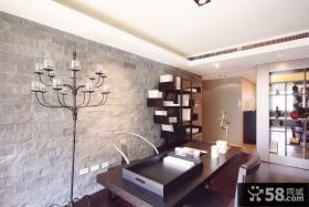 美式三居室装修设计