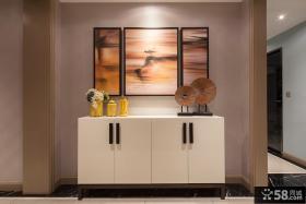 现代简约别墅室内家装设计效果图
