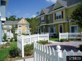 联排别墅庭院设计