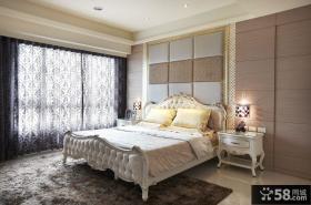 豪华欧式卧室装修