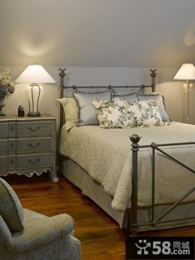 房屋欧式现代卧室装修设计图