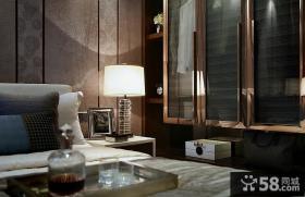 美式卧室床头灯具图片欣赏