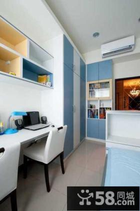 简易风格三室两厅设计效果图大全