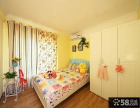 田园风格儿童房间装饰设计效果图片