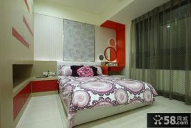 简约装饰二居室内设计效果图片