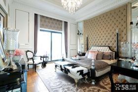 美式古典豪华别墅效果图