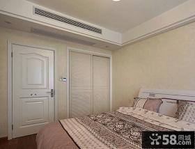 卧室衣柜装修效果图片大全2014图片