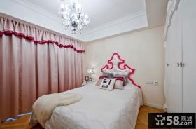 简约欧式风格卧室