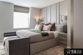 简约公寓时尚卧室设计效果图