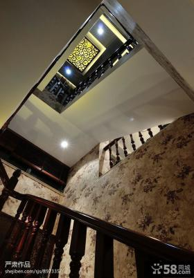 别墅楼梯装修设计