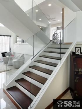 简约设计楼梯效果图欣赏大全