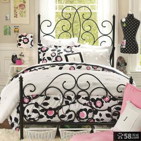 女孩房间室内装饰效果图片