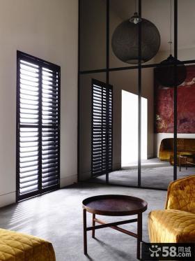 现代风格别墅室内装修
