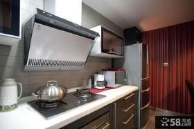 时尚现代风格厨房设计装修效果图