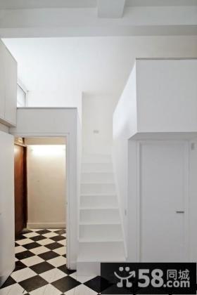 简约家装楼梯图片欣赏