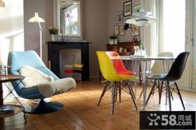 40平米小户型装修 小客厅装修效果图现代