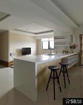 75平米简约家装小户型室内装修效果图大全