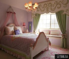 优质欧式卧室飘窗装修效果图大全2013图欣赏