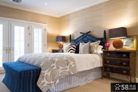 现代卧室灯具效果图欣赏