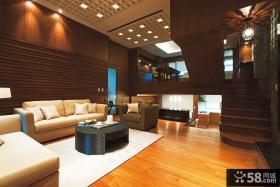 中式风格别墅装修创意图
