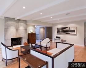 美式装修风格客厅装修图片